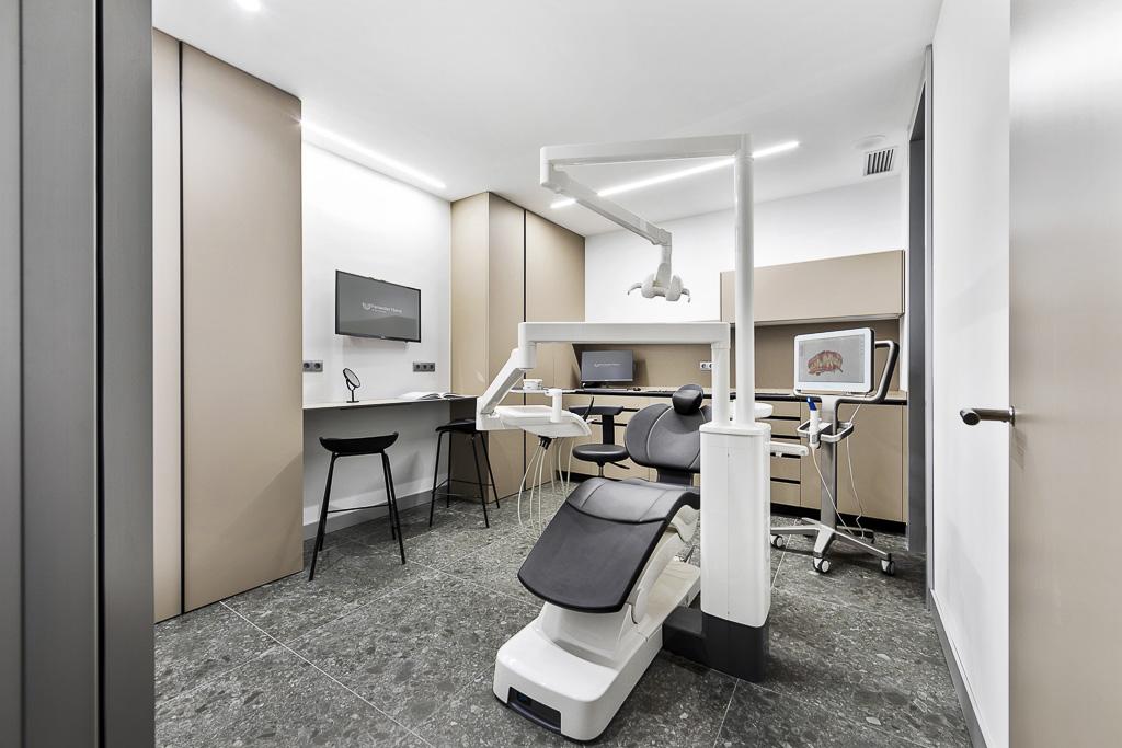 Inicio gabinete Clínica dental