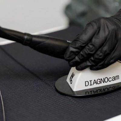 Tecnologia diagnocam odontolia minimantente invasiva
