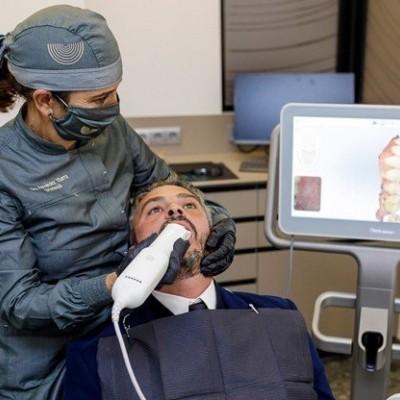 Tecnologia escaner intraoral d